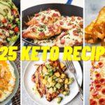 25 Keto Recipes For Weight Loss | TikTok Compilations #ketorecipes