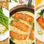 3 Healthy Salmon Recipes | 20 Minute Dinner Ideas