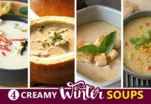 4 Creamy Winter Soup Recipes By Food Fusion
