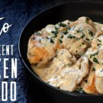 5 Ingredient Keto Chicken Alfredo   Easy Chicken Alfredo   Keto Recipes