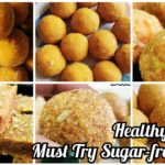 6 Must try Sugar-free Sweets | Easy and healthy Sweets | Sugar-free Sweets | Diwali Sweets