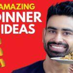 7 Healthy & Tasty Dinner Ideas for the Week (Vegetarian)