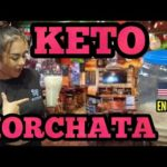 AUTHENTIC KETO HORCHATA!! THE BEST KETO ORCHATA EVER MEXICAN KETO RECIPES