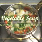 Baby Food Vegetable Soup recipe