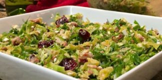 Brussels Sprouts Salad Recipe   Healthy Recipe