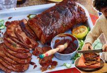 CRAZY VEGAN BRISKET RECIPE, the best vegan meat I've ever tasted.