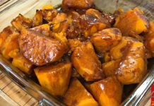 Candied Yams Recipe Diabetic Friendly | Low-Calorie Recipe