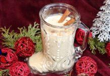 Creamy Eggnog Recipe (cooked) | Sugar Free Keto Eggnog Recipe