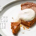 Crustless Pumpkin Pie   Keto Recipe by Jennifer Banz (Low Carb With Jennifer)
