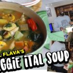 DELICIOUS Vegetable ital Soup!