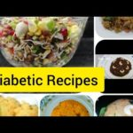 Diabetic recipes/part 1/6 varieties of easy recipe