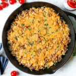 Easy KETO Cheeseburger Casserole Recipe   Low Carb Keto Dinner Recipes With Ground Beef