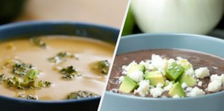 Easy Vegan Soups for Cold Nights