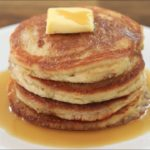 Fluffy Almond Pancakes | Gluten-Free & Keto Recipe