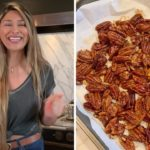 HOW TO MAKE KETO CANDIED PECANS - Sugar Free, Low Carb Easy Recipe