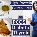 High Protein Breakfast For Weight Loss - Thyroid/PCOS/Diabetic Diet Recipes To Lose Weight |In Hindi