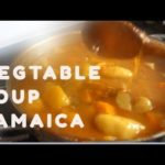 How To Make Best Vegetable Soup For The Cold Weather -| Chef Ricardo Cooking