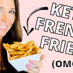 How to Make Keto French Fries! 🍟 (That taste exactly like real fries!)