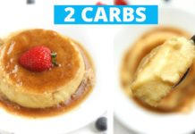 KETO FLAN Only 2 CARBS | The BEST Custard Pudding Flan Recipe For Keto