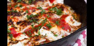 KETO RICOTTA MEATBALL BAKE - Low Carb Meatball Recipe