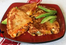 Keto Chicken Quesadillas – Gluten Free Recipe | Keto Recipe