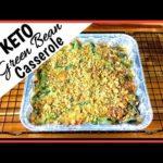 Keto Green Bean Casserole | Keto Recipes