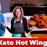 Keto Hot Wings Recipe | Eric and Karen Berg