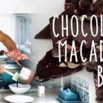 Keto Recipe - Dark Chocolate Macadamia Bark