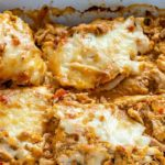 Keto Recipe - King Ranch Chicken Casserole