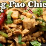 Kung Pao Chicken – Easy Authentic Sichuan Chinese Food – Low Carb Keto Recipe