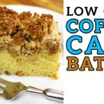 Low Carb COFFEE CAKE Battle - The BEST Keto Coffee Cake Recipe!