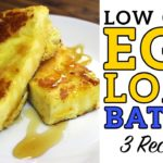 """Low Carb EGG LOAF Battle - The BEST Keto """"French Toast"""" Recipe!"""