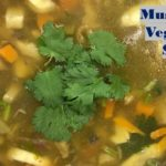 Mushrooms and Vegetable soup | Monsoon Recipe | Healthy Soup Recipe