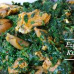 Nigerian Vegetable Soup Recipe| Appreciation Video...!