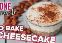 ONE Minute NO BAKE Cheesecake Low Carb 🍰 Best Easy Sugar Free Dessert Recipes