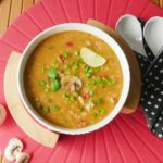 Oats & Vegetable Soup By Healthy Food Fusion