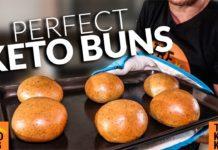PERFECT Keto Buns! | Keto Hamurger Buns | Low Carb Buns | Keto Rolls | Keto Bread