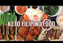 PINOY KETO DIET EASY RECIPES  | KETO MEAL PREP