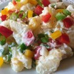 Potato salad recipe / How to make potato salad / South African potato salad recipe