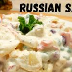 Russian Salad Recipe  |  Healthy and Easy  Salad  Recipe