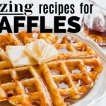 SIX CHAFFLE RECIPES | How to Make Chaffles | KETO WAFFLE | PAFFLE