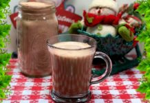 SUGAR FREE HOT COCOA MIX!! A REALLY RETRO HOLIDAY!!