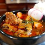 Spicy Shredded Beef Soup Recipe