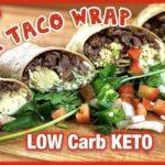Steak Taco Wrap | Low Carb KETO Recipe | Tri-Tip Steak Tacos | Everyday BBQ