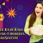 Sugar Free Kaju Katli In Less Than 15 Minutes