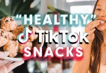 """Testing 5 """"healthy"""" TikTok snacks & recipes!"""