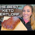 The BEST Keto Meatloaf | Great Keto Meal Prep Recipe