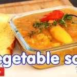 The Best Vegetable Soup For The Winter Weather (Jamaican Chef) | Recipes By Chef Ricardo