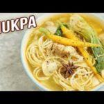 Thukpa Recipe - Noodle Soup Recipe - How To Make Vegetarian Thukpa - Varun Inamdar