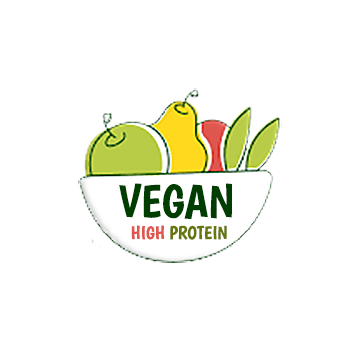 Vegan High Protein logo 350x350